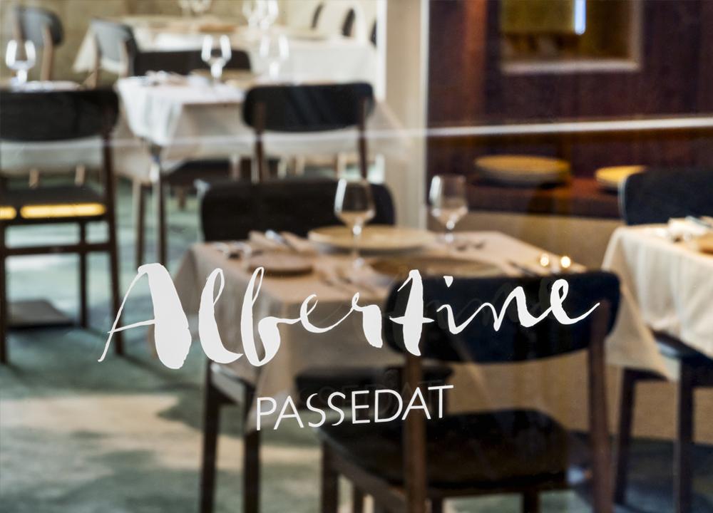 Albertine, Gérald Passédat, Marseille