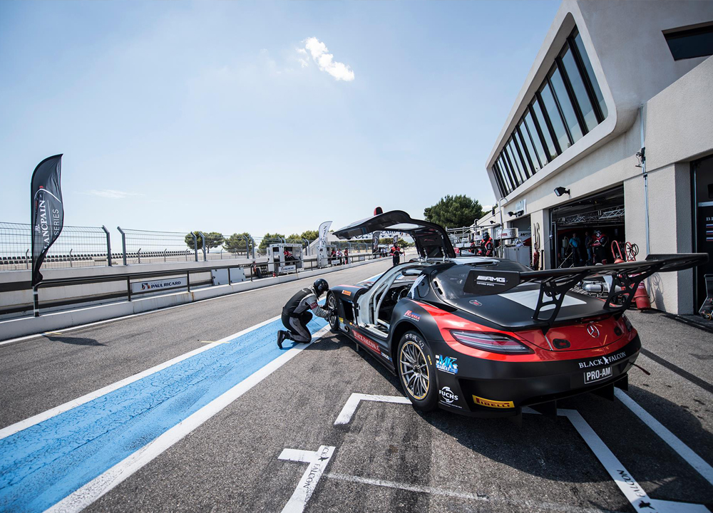 PitBuilding II, Circuit Paul Ricard, Le Castellet