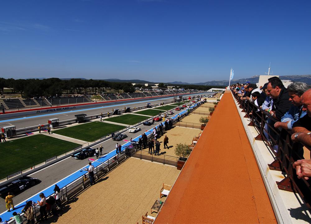 Tribunes, Circuit Paul Ricard, Le Castellet