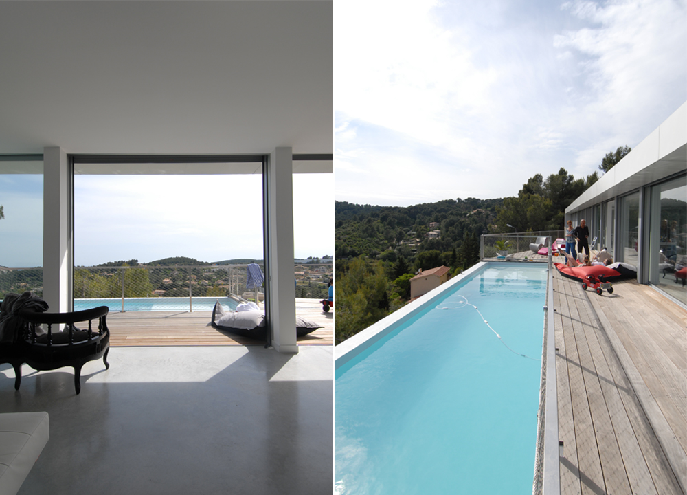 Villa Poutier, Bandol