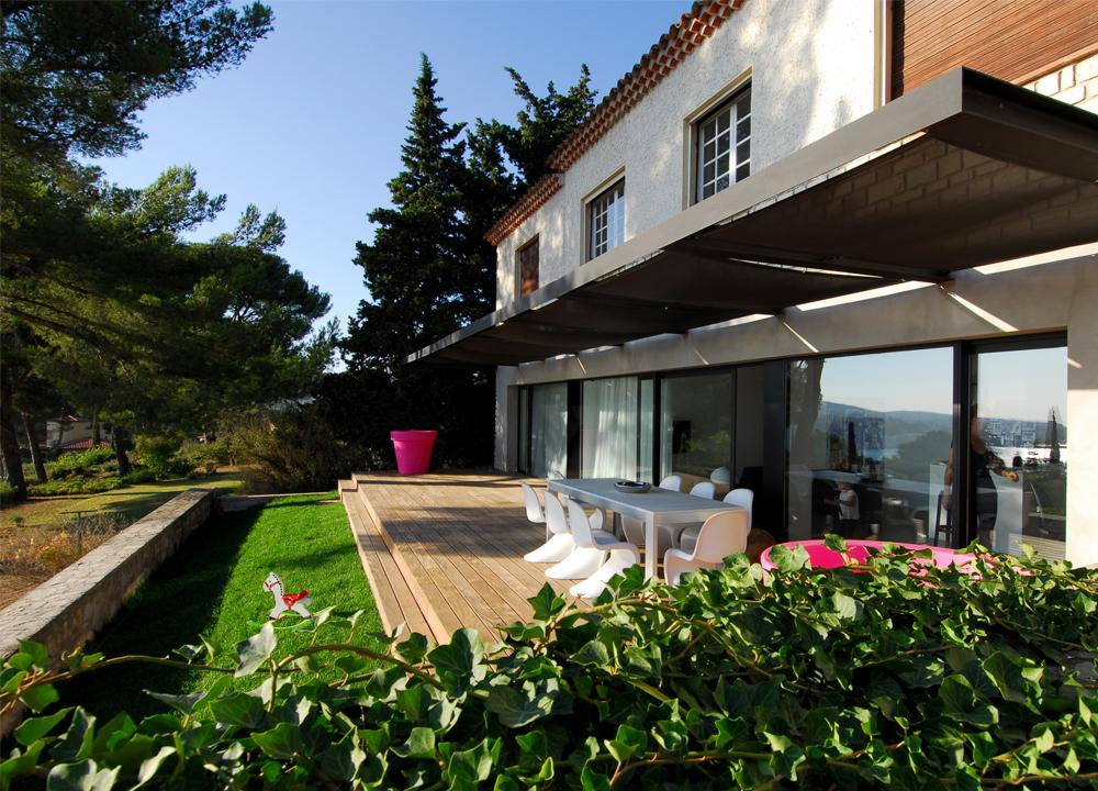Villa Moustieret, Sanary