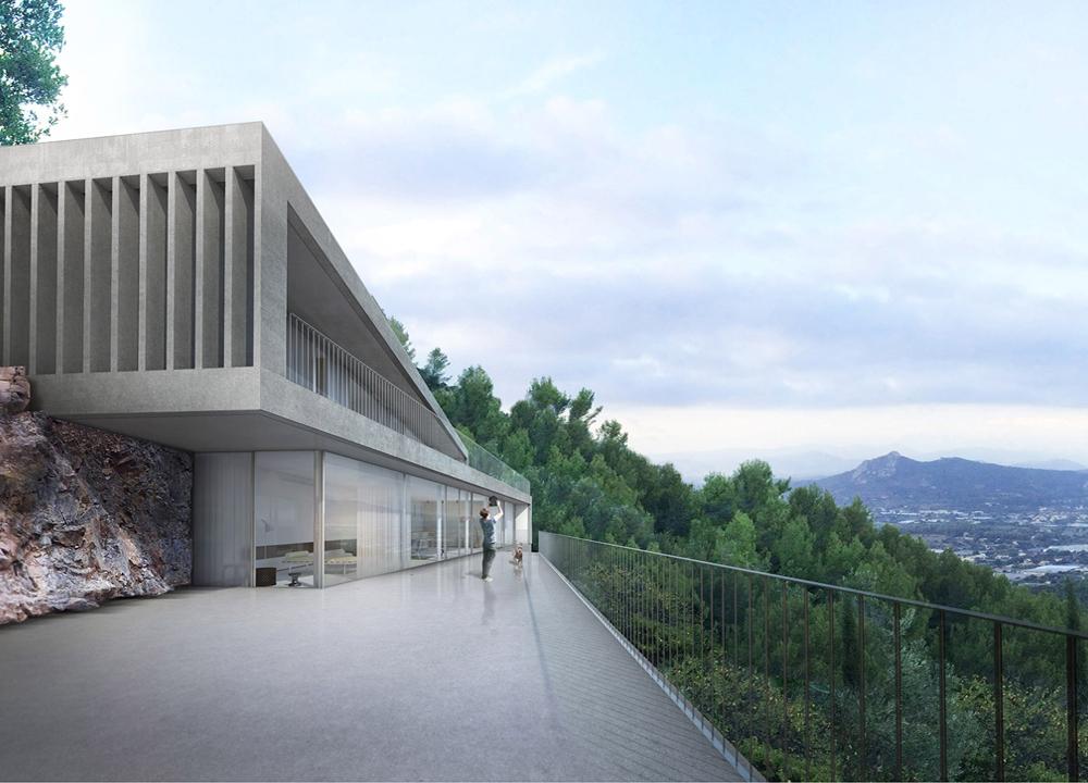 Villa Sentinelle, Hyères